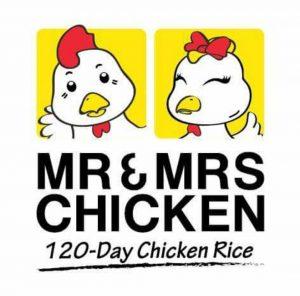 mr & mrs chicken